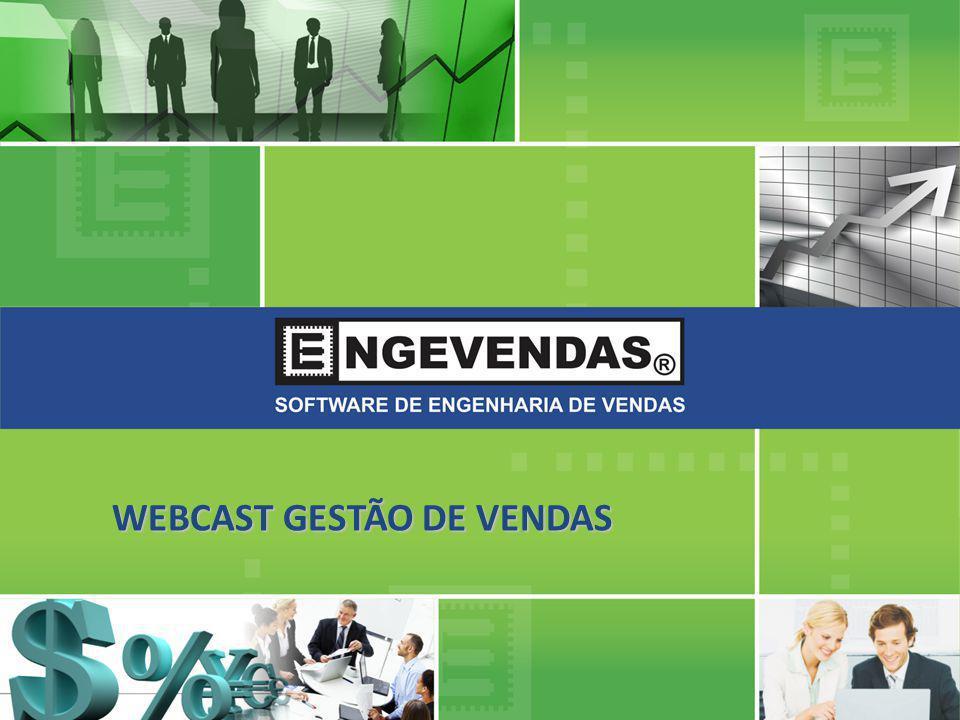 WEBCAST GESTÃO DE VENDAS