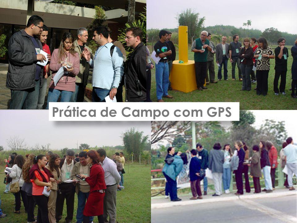 Prática de Campo com GPS
