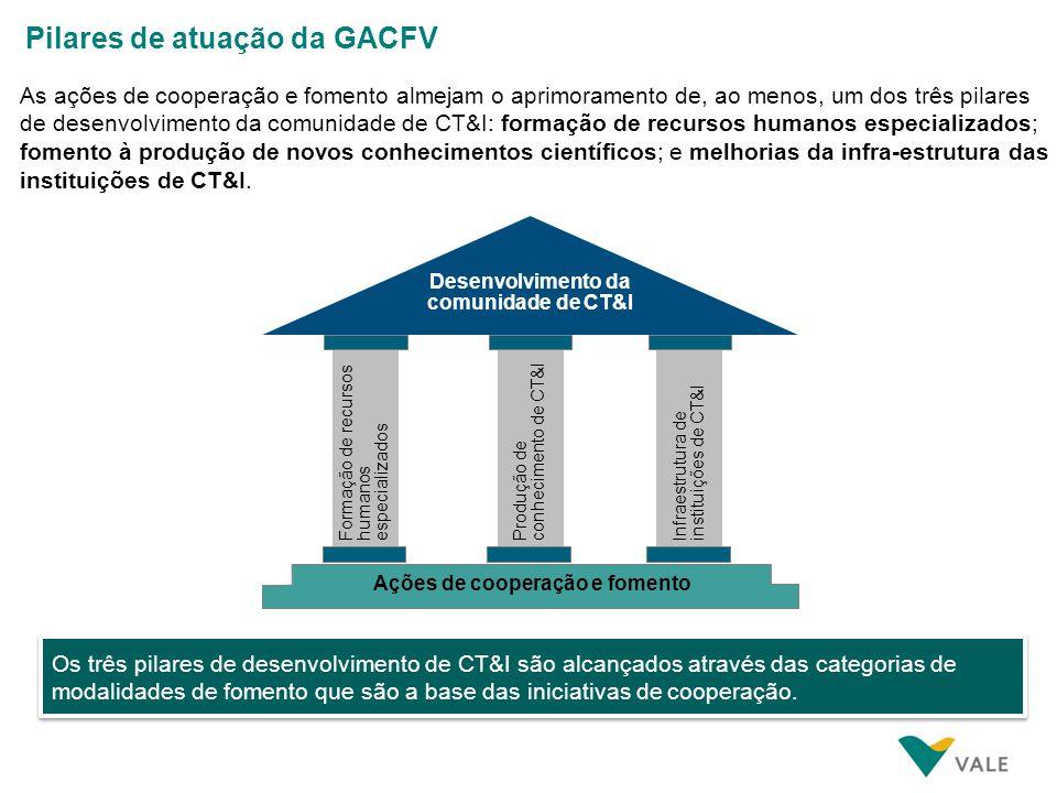 Estrutura organizacional do DITV em 2010 - GACFV