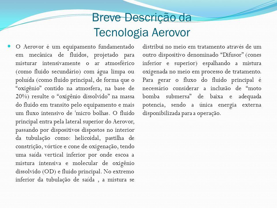 Breve Descrição da Tecnologia Aerovor
