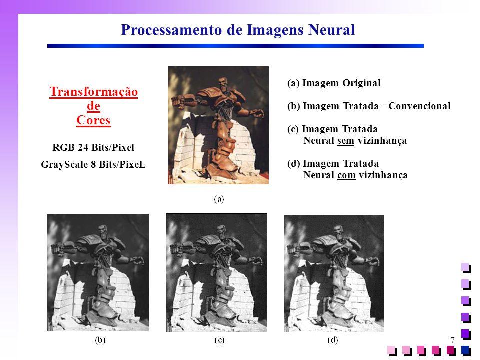 Processamento de Imagens Neural