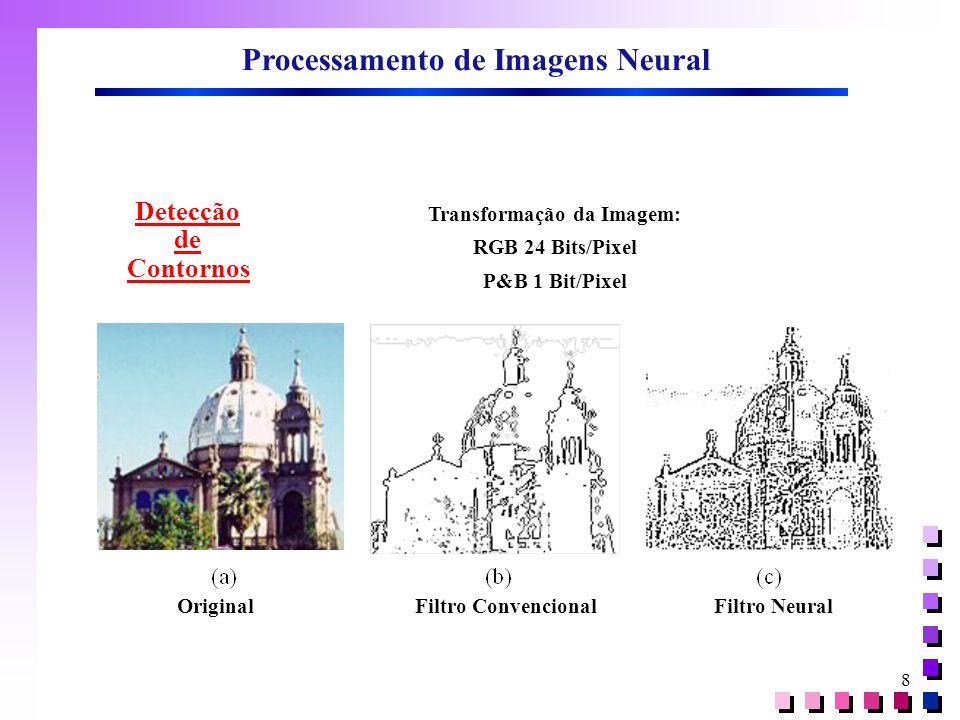 Processamento de Imagens Neural Transformação da Imagem: