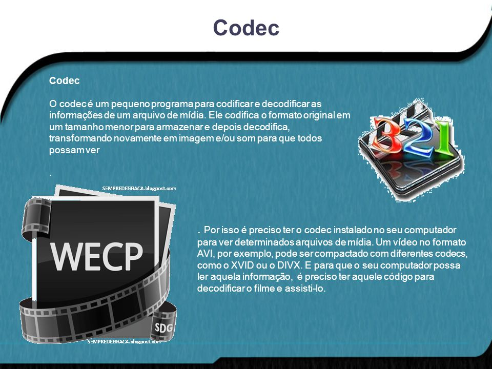 Codec Codec.