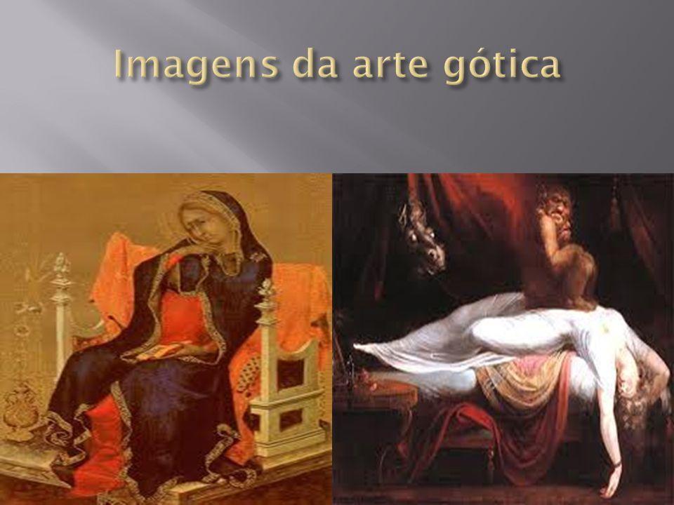 Imagens da arte gótica