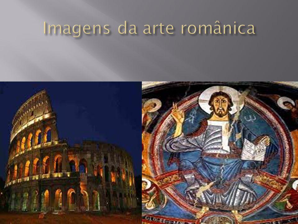 Imagens da arte românica