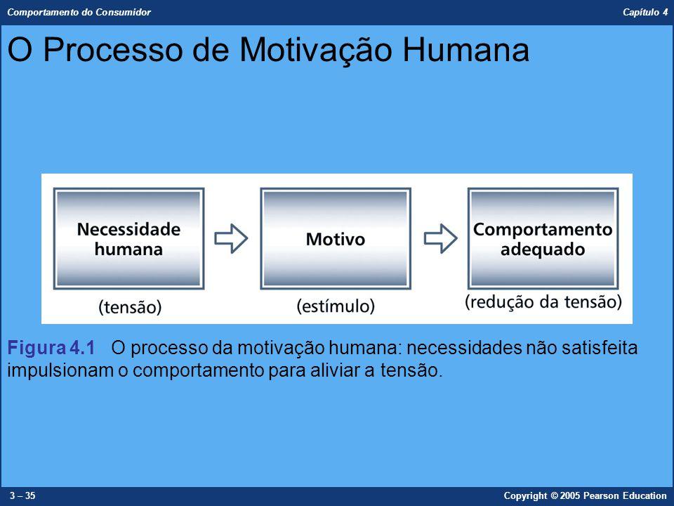 O Processo de Motivação Humana