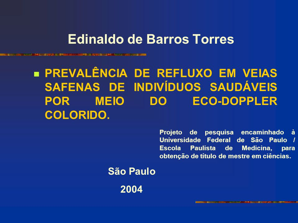 Edinaldo de Barros Torres