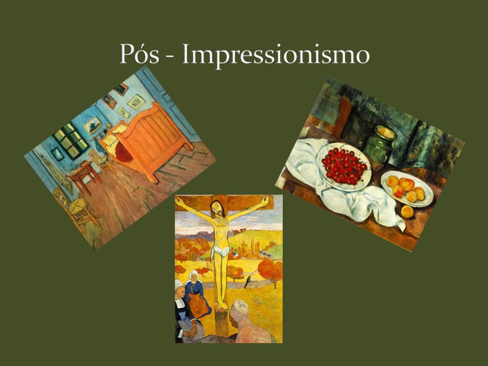 Pós - Impressionismo