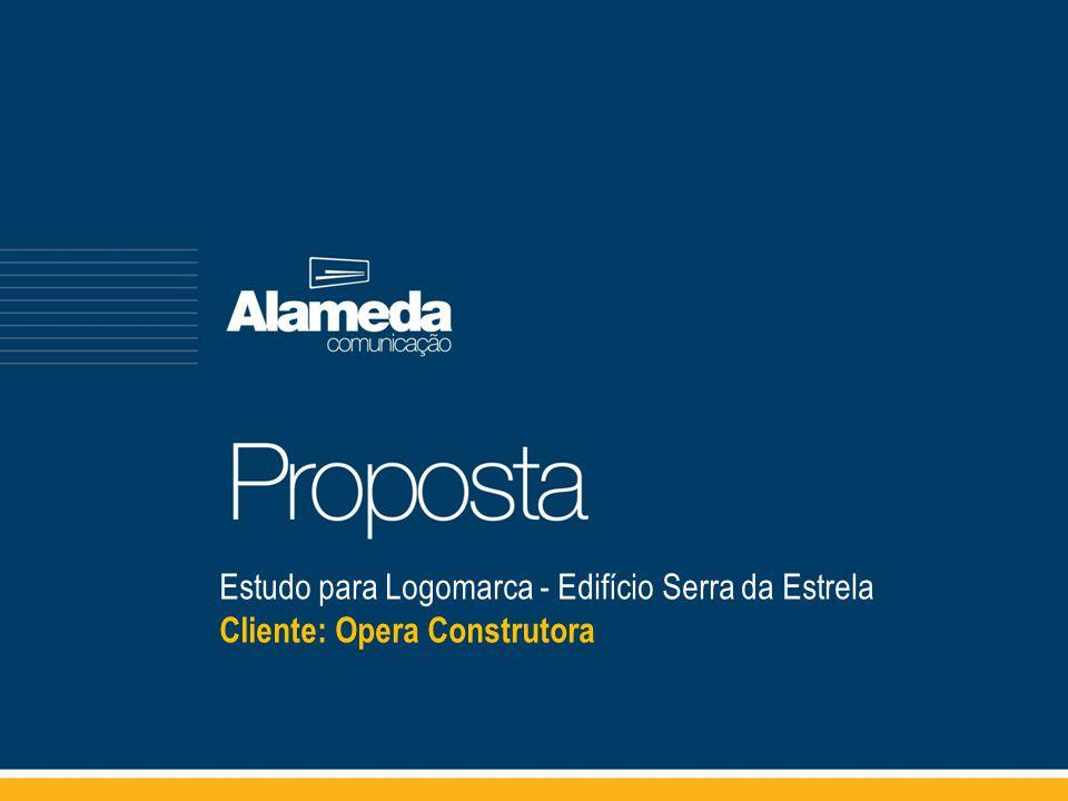 Estudo para Logomarca - Edifício Serra da Estrela