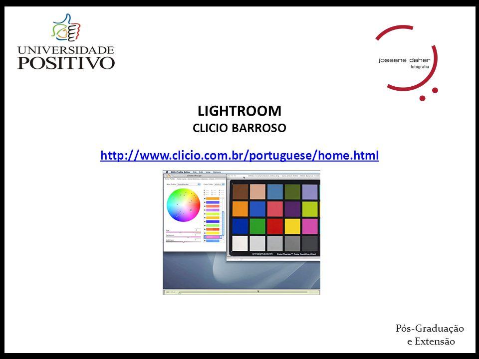 LIGHTROOM CLICIO BARROSO http://www.clicio.com.br/portuguese/home.html