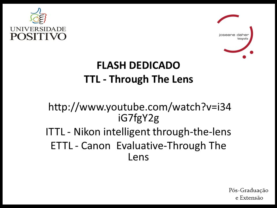 ITTL - Nikon intelligent through-the-lens