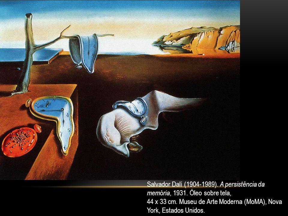Salvador Dalí (1904-1989). A persistência da memória, 1931
