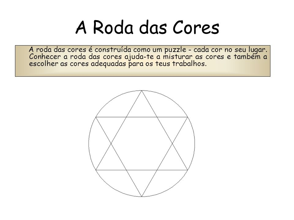 A Roda das Cores