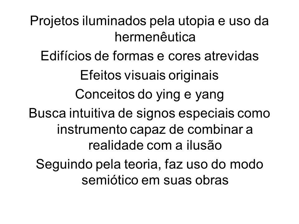 Projetos iluminados pela utopia e uso da hermenêutica