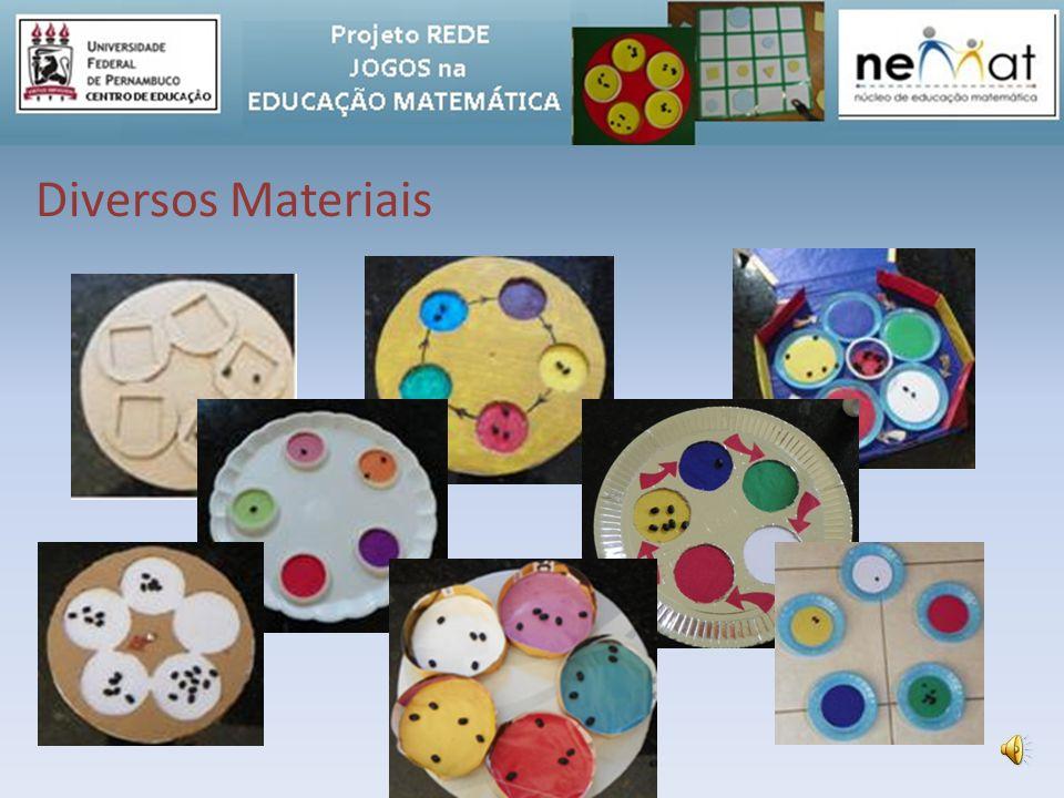 Diversos Materiais