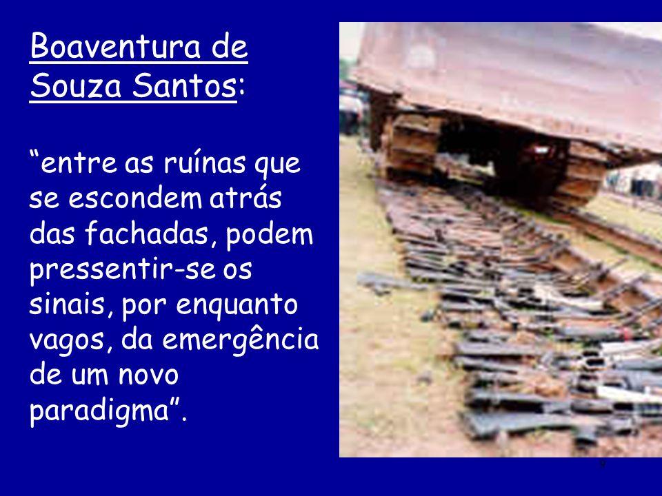 Boaventura de Souza Santos: