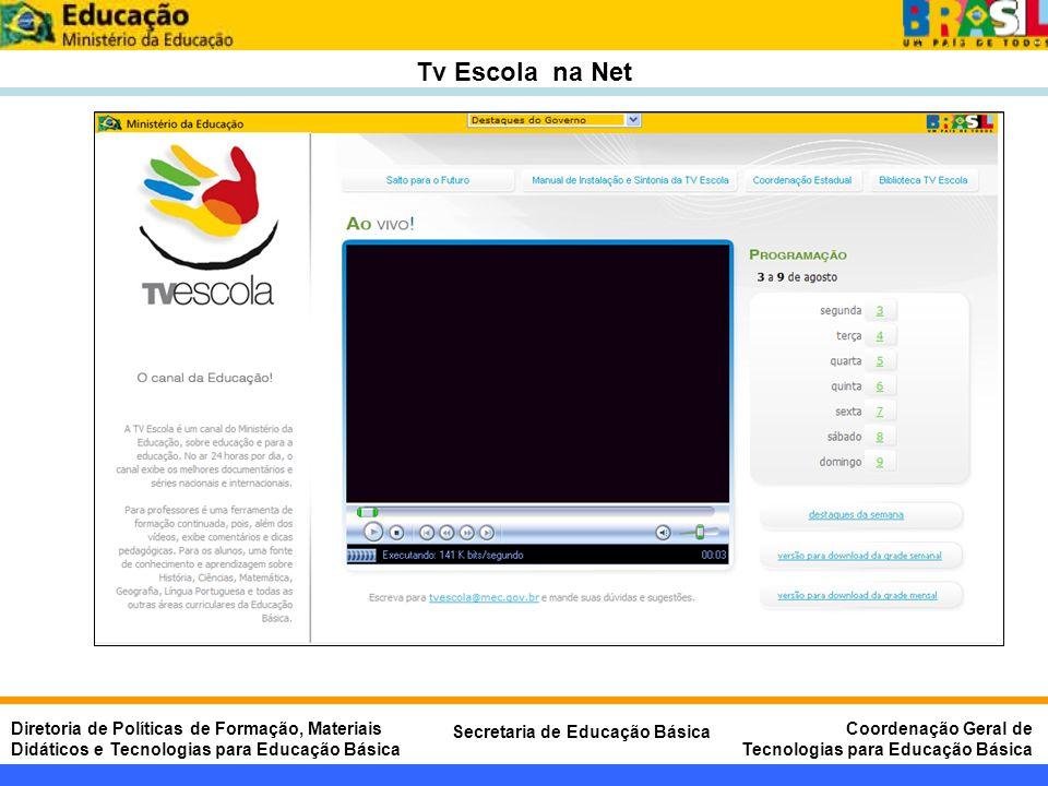Tv Escola na Net
