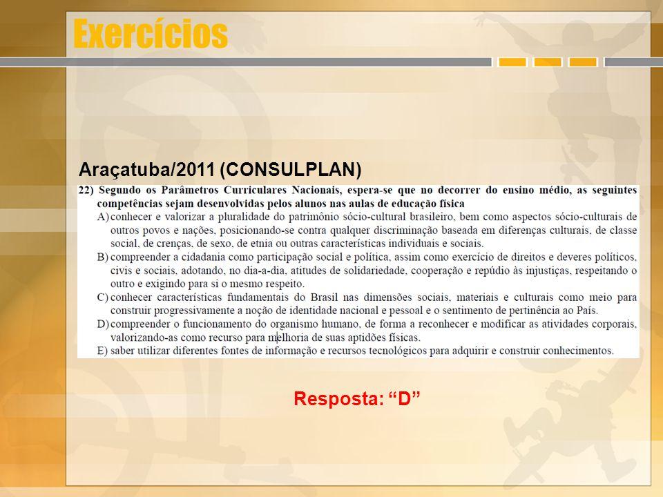 Araçatuba/2011 (CONSULPLAN)