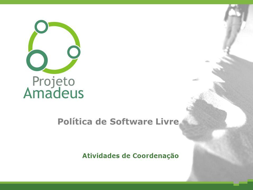 Política de Software Livre