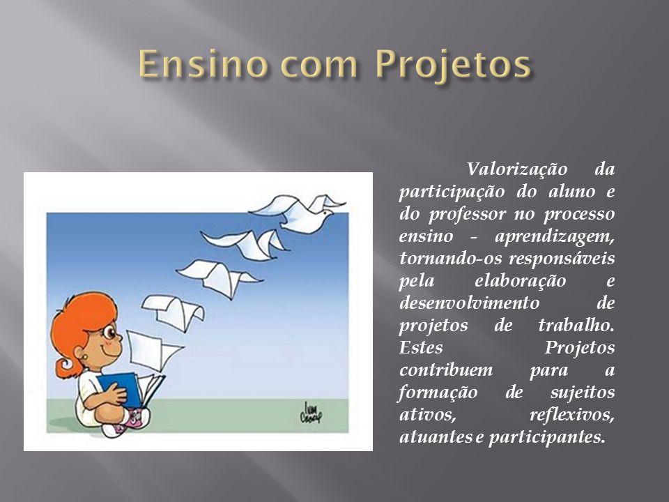 Ensino com Projetos