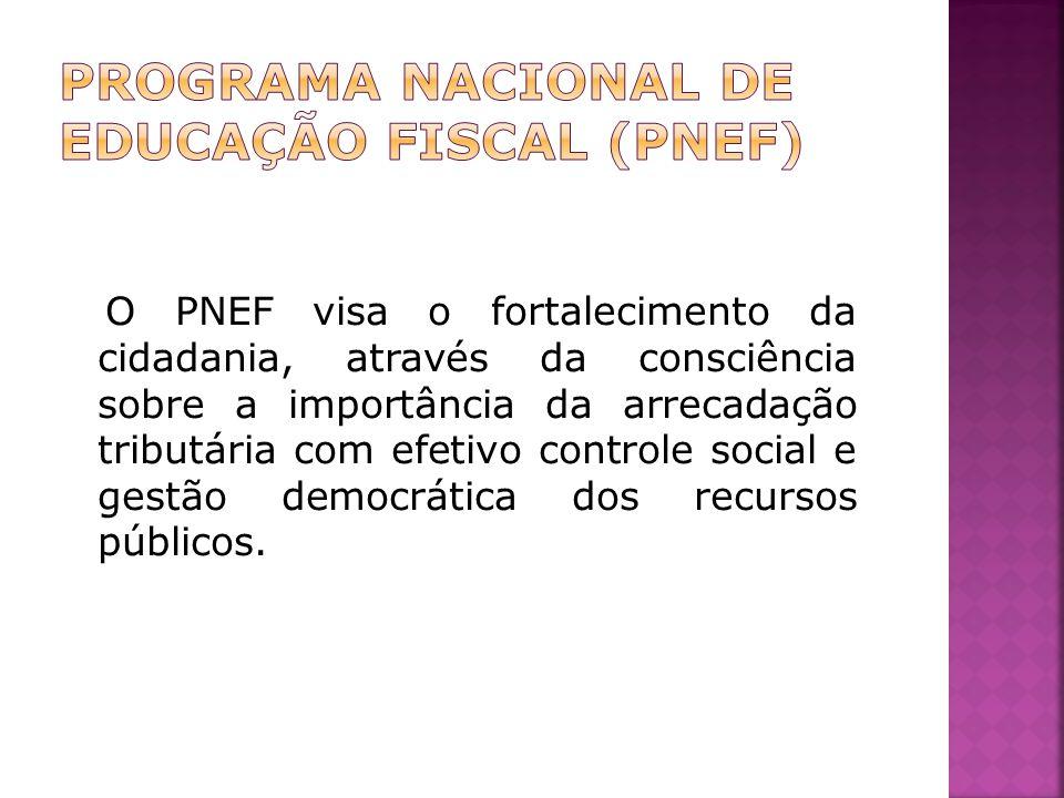 Programa Nacional de Educação Fiscal (PNEF)