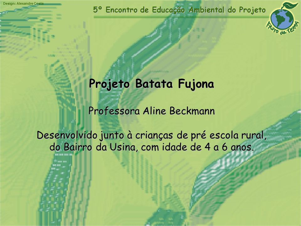 Professora Aline Beckmann