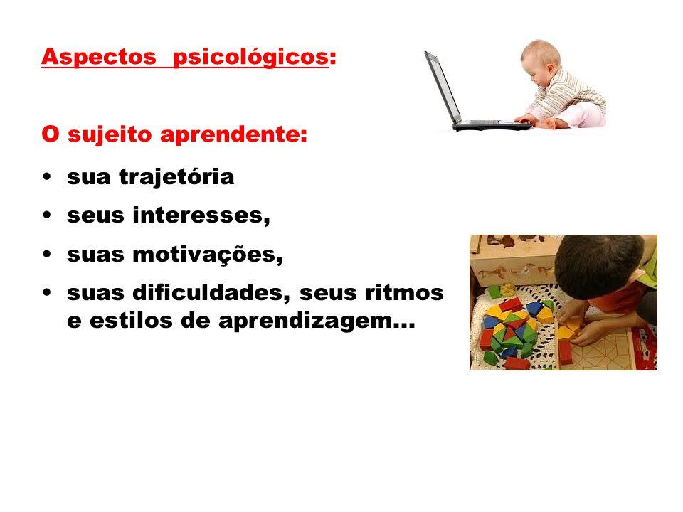 Aspectos psicológicos: