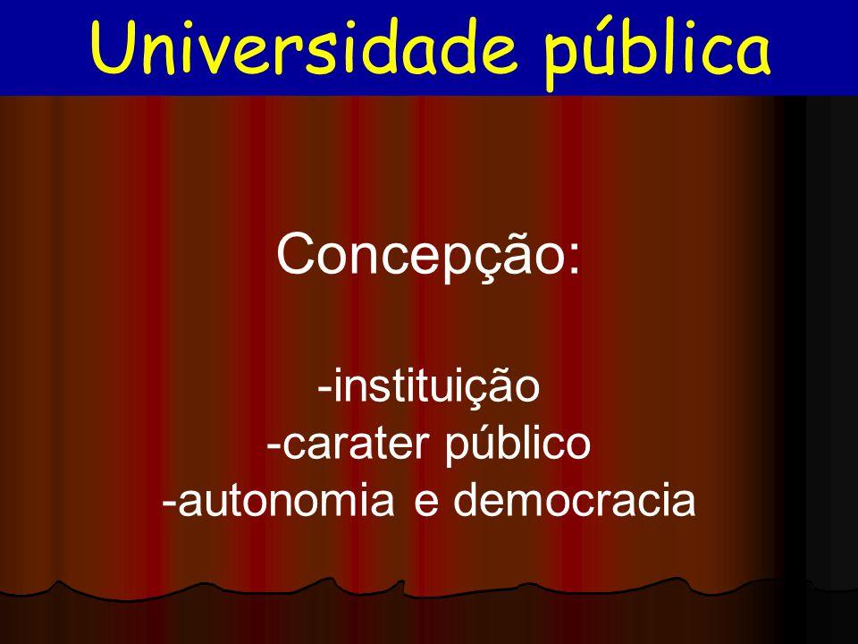 autonomia e democracia
