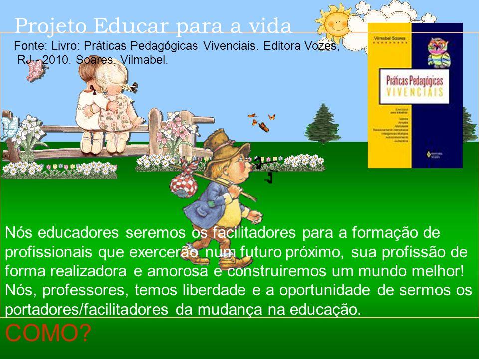 COMO Projeto Educar para a vida