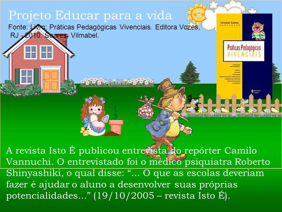Projeto Educar para a vida