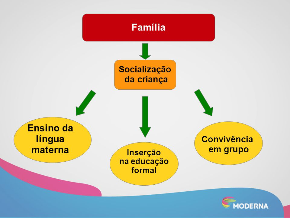 Família Ensino da língua materna