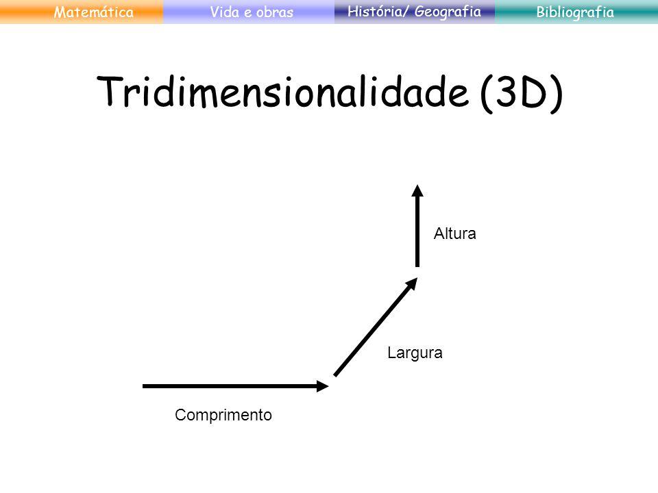 Tridimensionalidade (3D)