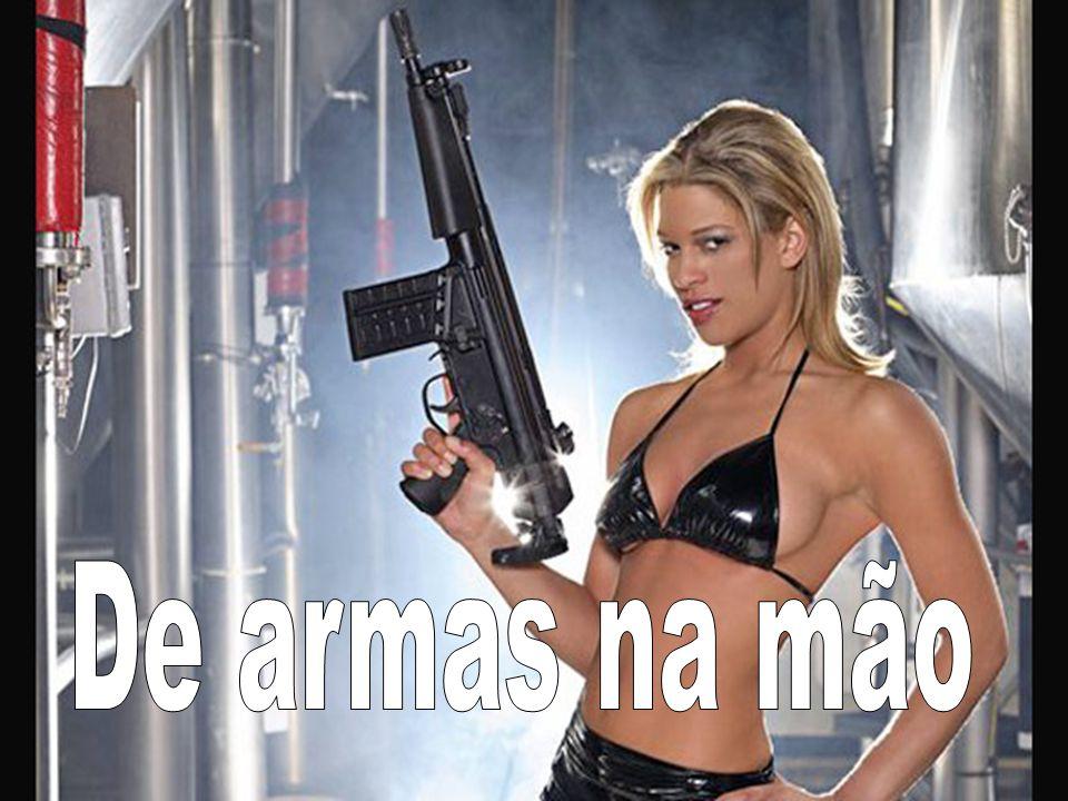 De armas na mão