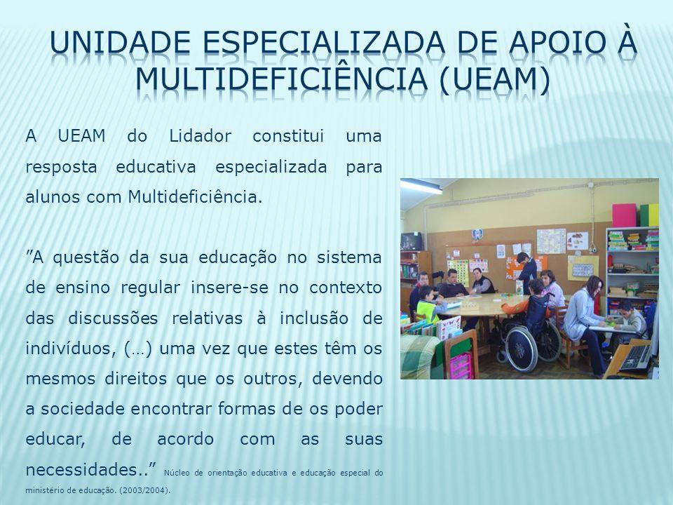 Unidade Especializada de Apoio à Multideficiência (UEAM)