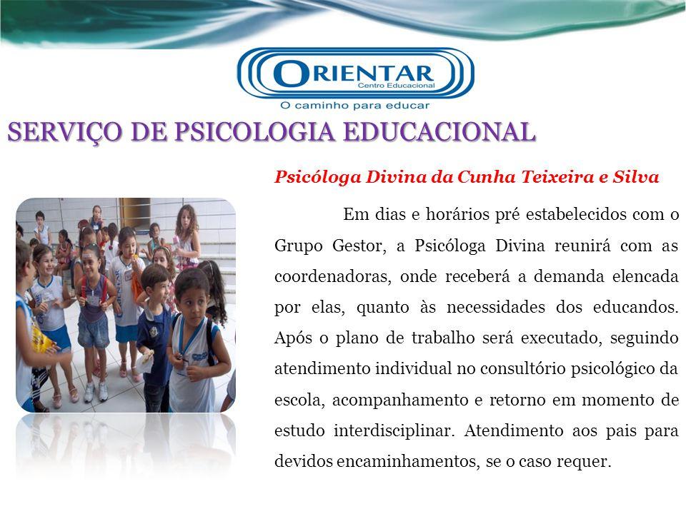 SERVIÇO DE PSICOLOGIA EDUCACIONAL