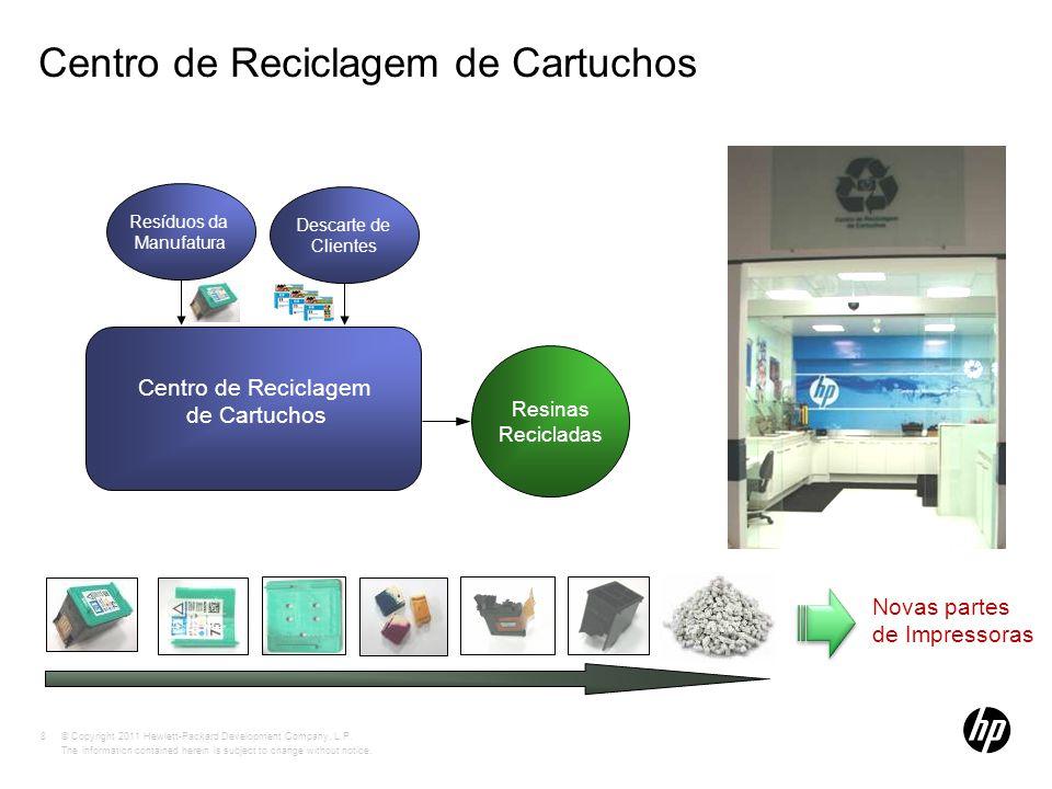 Centro de Reciclagem de Cartuchos