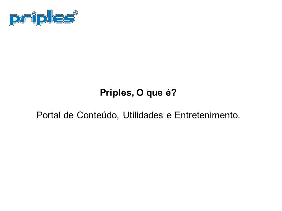 Portal de Conteúdo, Utilidades e Entretenimento.