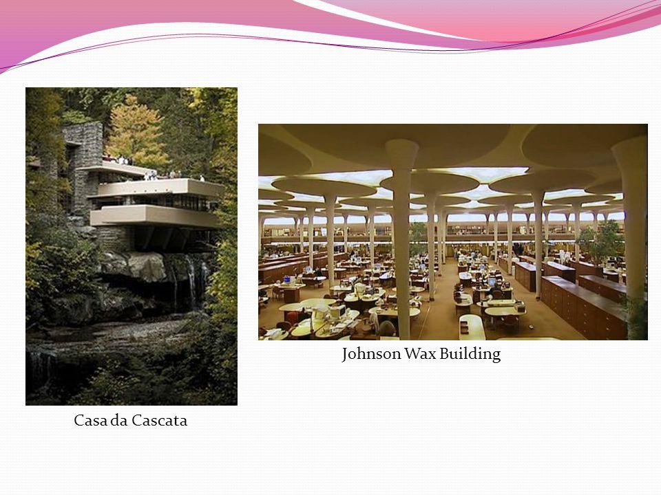 Johnson Wax Building Casa da Cascata