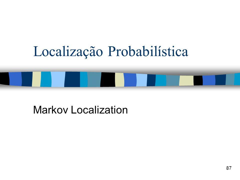 Localização Probabilística