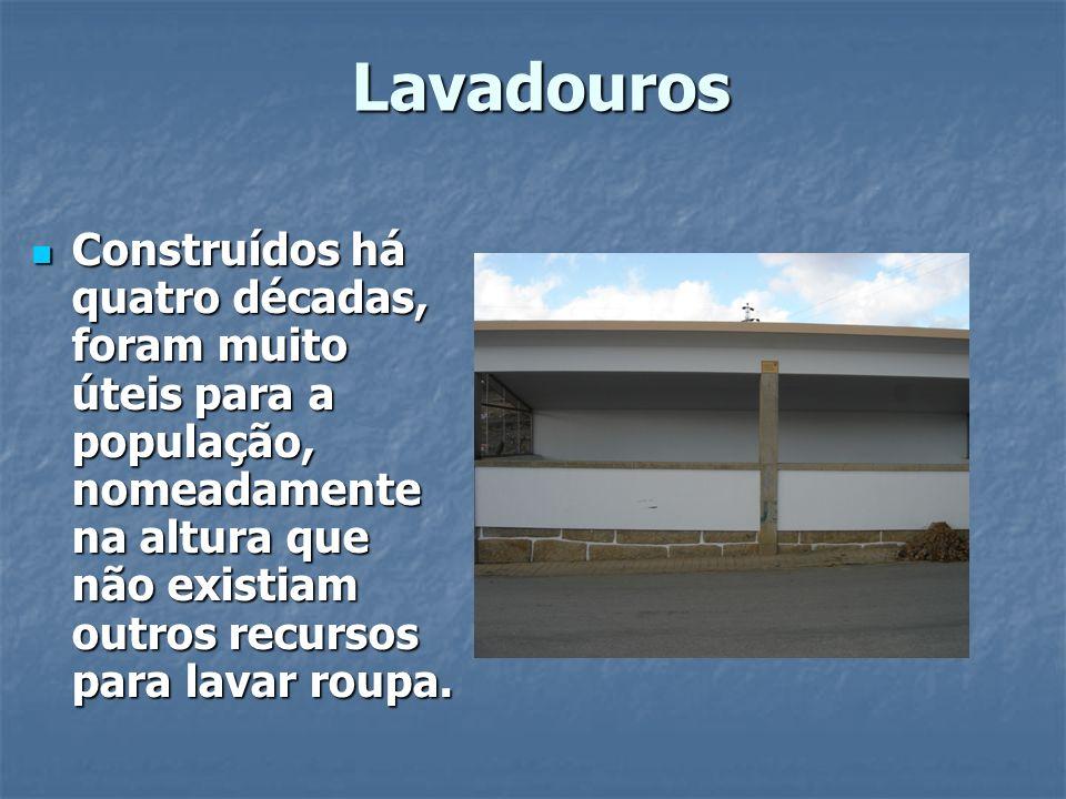 Lavadouros