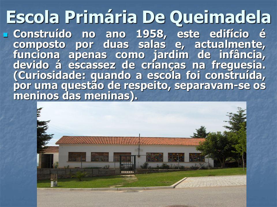 Escola Primária De Queimadela