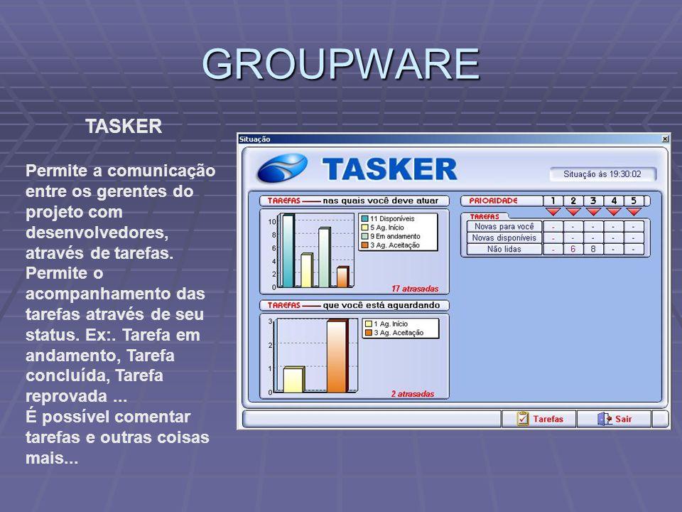 GROUPWARE TASKER.