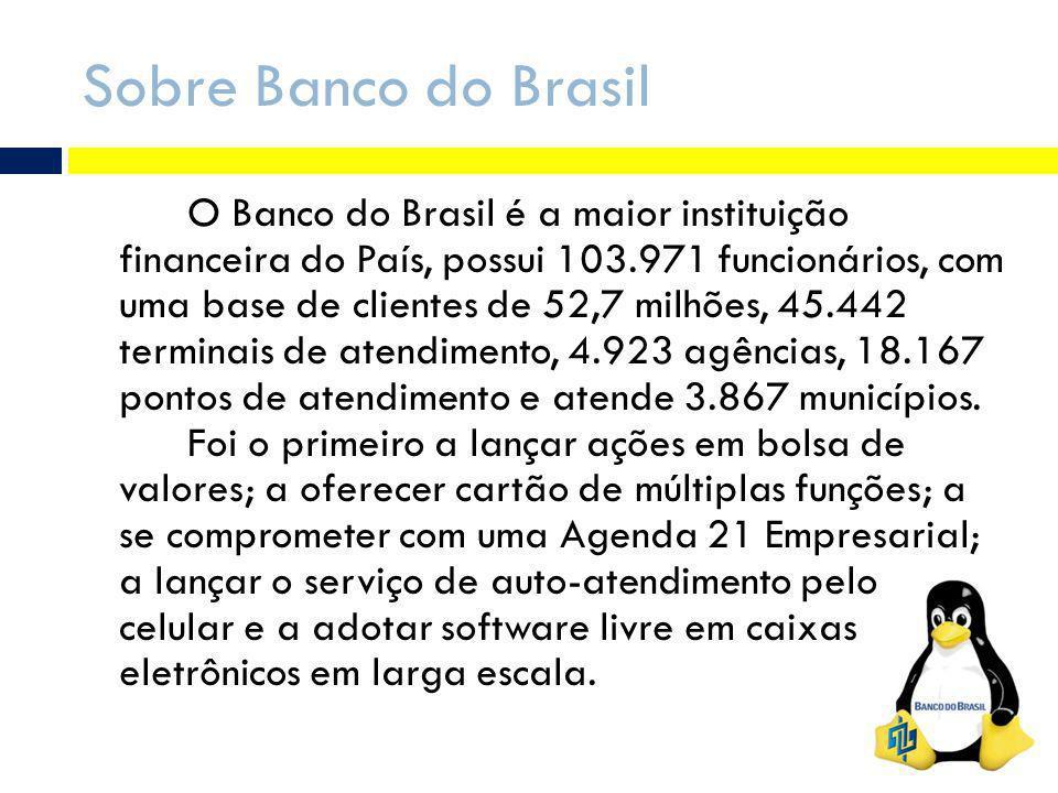 Sobre Banco do Brasil