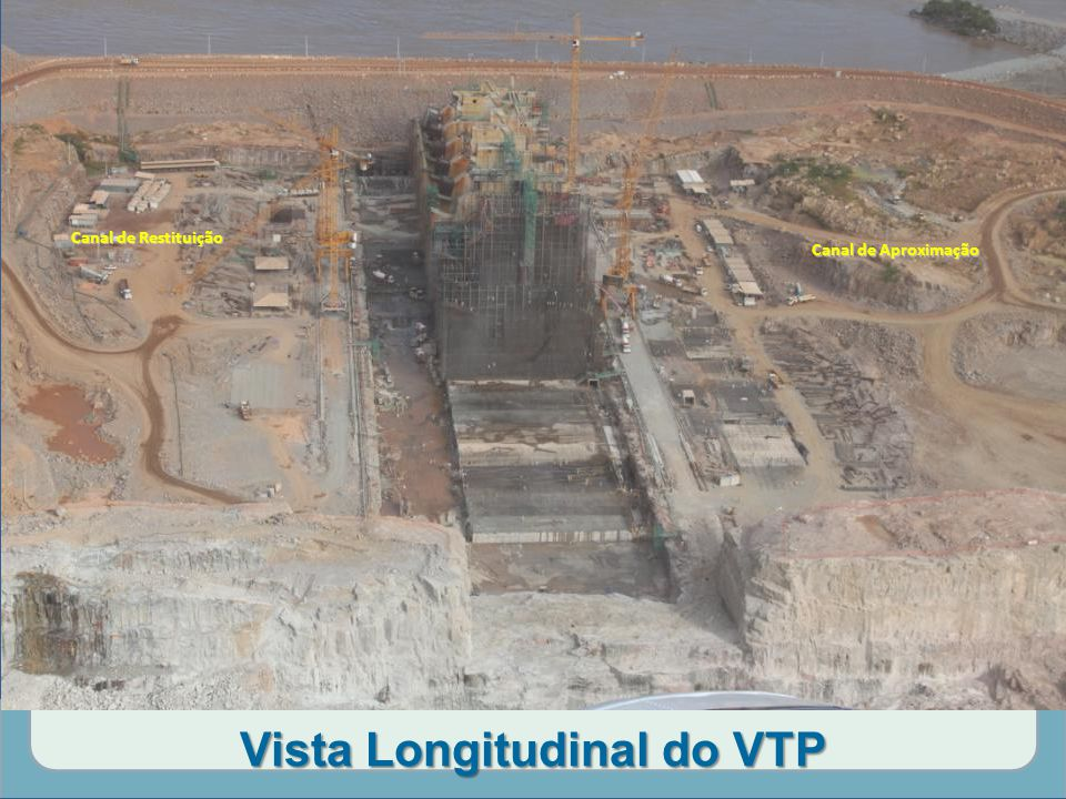 Vista Longitudinal do VTP