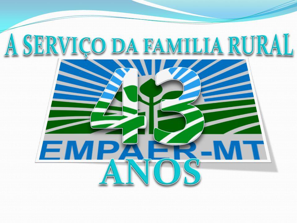 A SERVIÇO DA FAMILIA RURAL