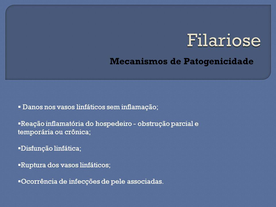 Mecanismos de Patogenicidade