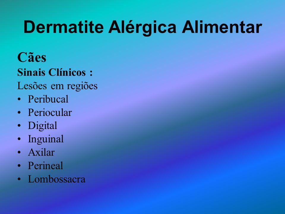 Dermatite Alérgica Alimentar