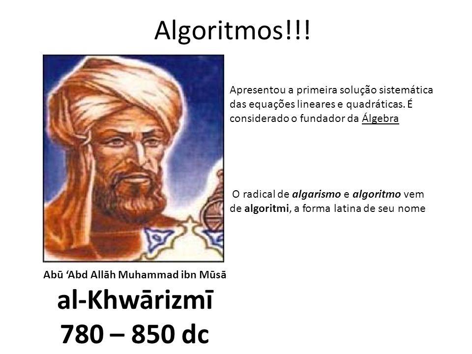 Abū 'Abd Allāh Muhammad ibn Mūsā al-Khwārizmī