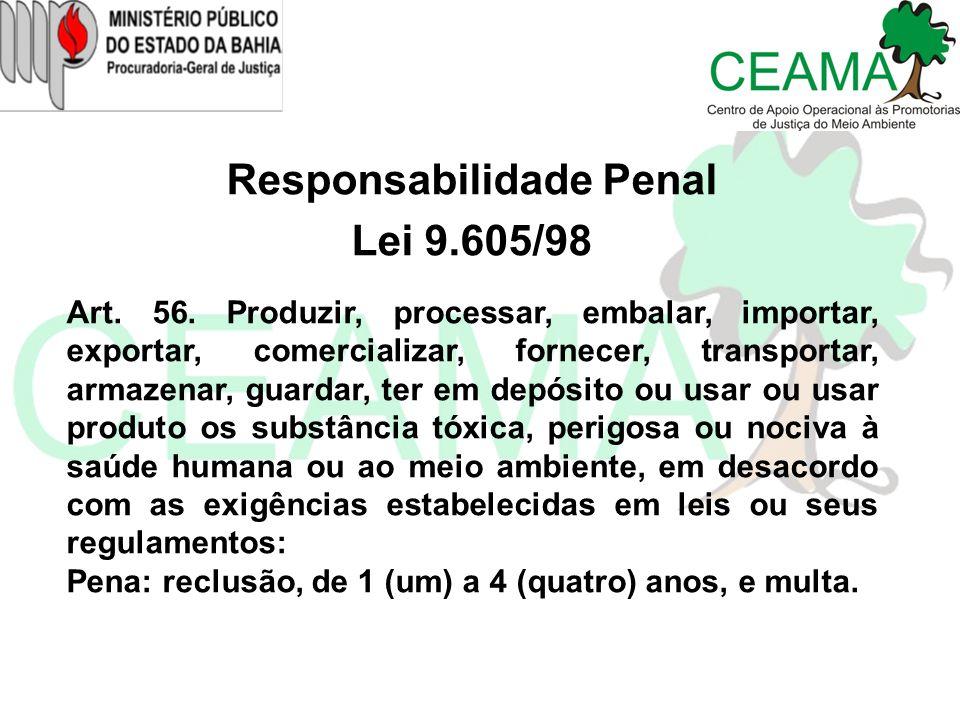 Responsabilidade Penal