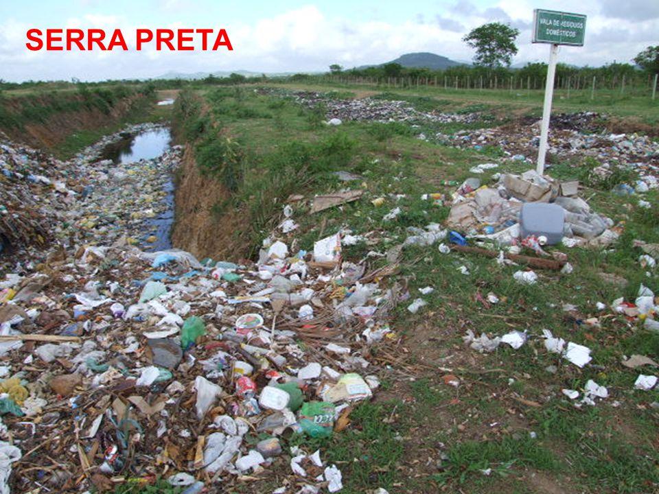 SERRA PRETA